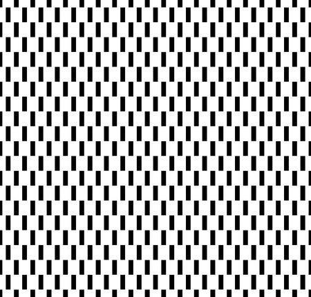 abstractionism: Repeatable, seamless pattern with rectangle shapes. abstract monochrome background Illustration