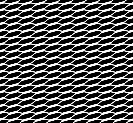 monocrome: monochrome seamless geometric pattern with abstract motif