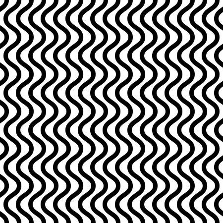 ondulato ripetibile, linee verticali a zig-zag in modo parallelo.