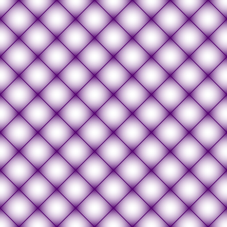 symetry: Mesh, mosaic of squares seamless geometric pattern Illustration
