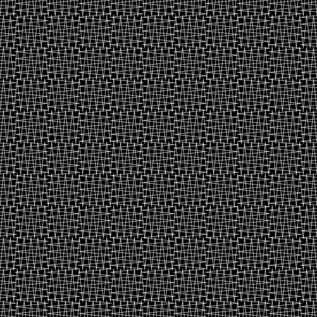 curvature: Intersecting lines grid, mesh repeatable pattern. Vector.