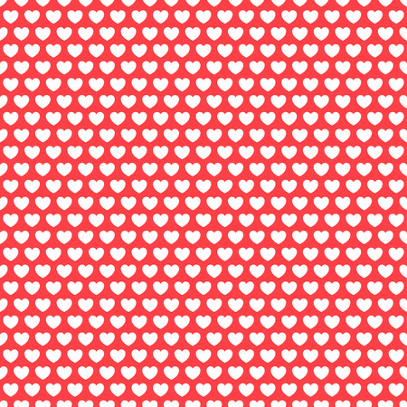 repeatable: Seamlessly repeatable pattern, background with heart shapes