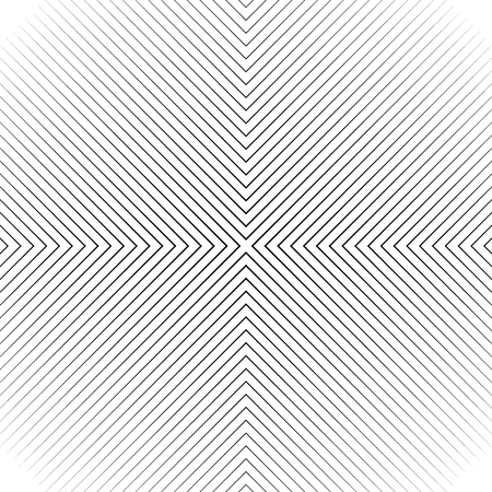 Abstract grid, mesh geometric pattern with thin intersecting lines Stock Illustratie