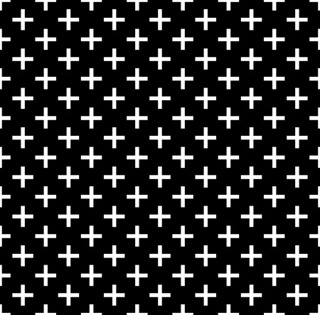 Seamlessly repeatable abstract geometric pattern, background. Editable vector. Illustration