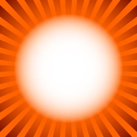 converging: Colorful starburst, sunburst background. Radiating, converging lines. Glowing pattern, backdrop.