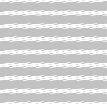 grayscale: Grayscale minimal pattern with white oval shapes