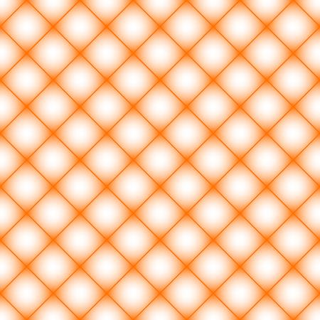 Mesh, mosaic of squares seamless geometric pattern Illustration