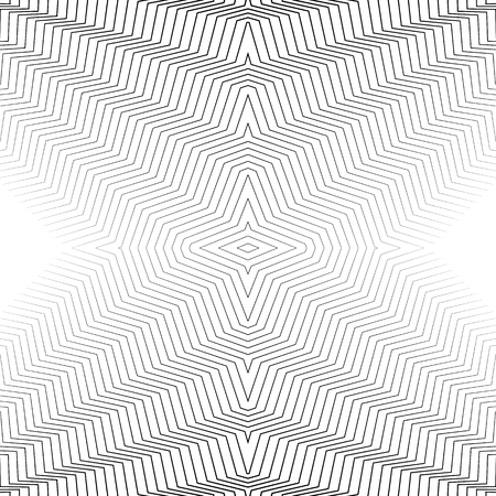 Abstract grid, mesh geometric pattern with thin intersecting lines Illustration