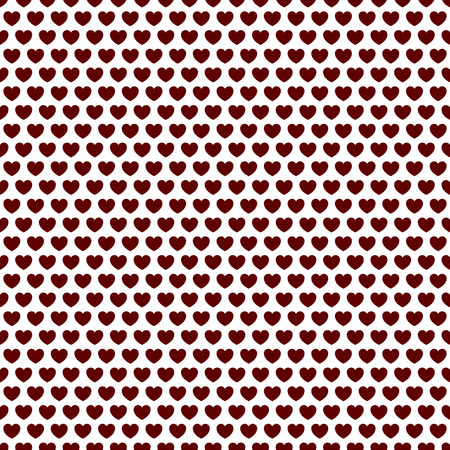 haert: Seamlessly repeatable pattern, background with heart shapes