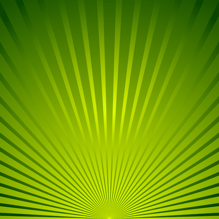flash point: Colorful starburst, sunburst background. Radiating, converging lines. Glowing pattern, backdrop.