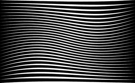 billowy: Abstract pattern  texture with wavy, billowy lines
