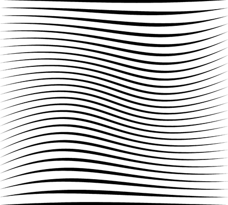 undulating: Abstract pattern  texture with wavy, billowy lines