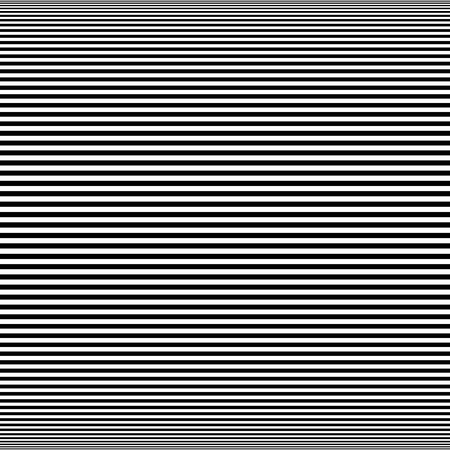 distorted: Abstract pattern with distorted lines. Monochrome geometric illustration. Illustration