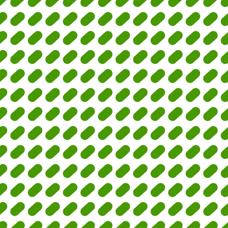 Simple pattern with rounded rectangle shapes. Seamlessly repeatable.