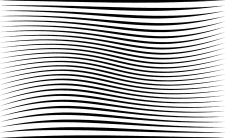 oscillation: Abstract pattern  texture with wavy, billowy lines