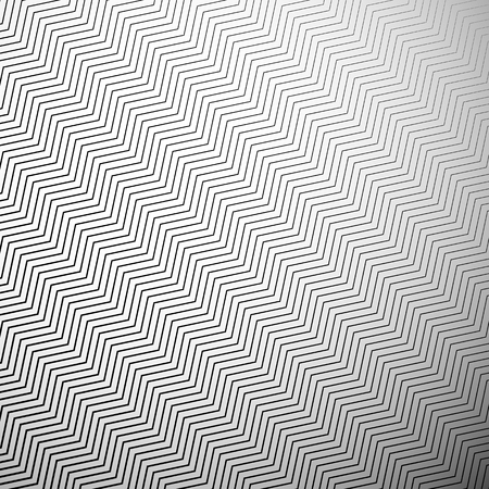 camber: Abstract monochrome pattern with wavy zigzag diagonal lines