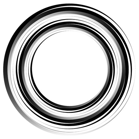 spinning: Abstract spirally element. Spinning, vortex graphic. Concentric circles.