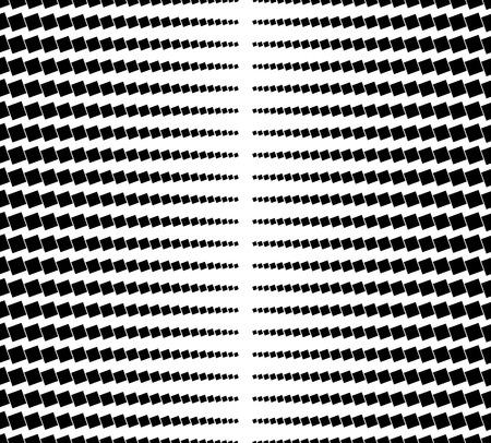 gradation: Halftone, gradation abstract monochrome repeatable background, pattern