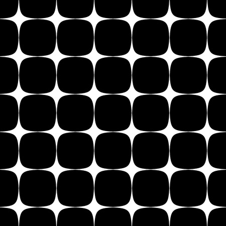 Abstract monochrome background, pattern. Seamlessly repeatable. Vector.