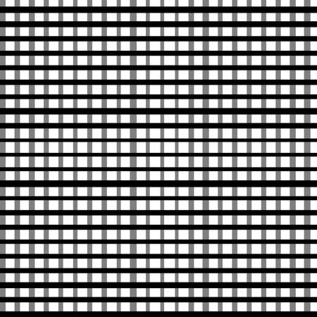 blocky: Simple seamless irregular geometric pattern with rectangular shapes. Illustration