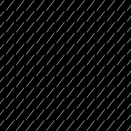 repeatable: Abstract geometric monochrome, minimal artistic pattern. Seamlessly repeatable. Illustration