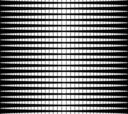 gradation art: Halftone, gradation abstract monochrome repeatable background, pattern