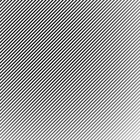 parallel: Straight parallel lines, stripes seamless monochrome background Illustration