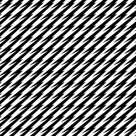 symetry: Abstract geometric monochrome, minimal artistic pattern. Seamlessly repeatable. Illustration