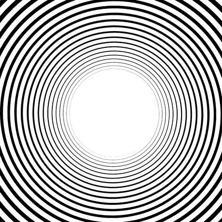 tweak: Abstract spiral element. monochrome twirl, swirl shape, snaky, curvy graphic Illustration