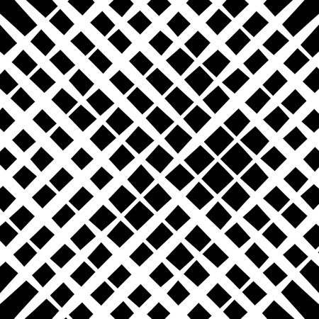 intersecting: Grid mesh pattern - Irregular intersecting straight lines. monochrome abstract geometric illustration
