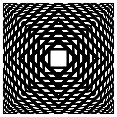 centric: Abstract grid, mesh pattern. Black and white grid, mesh pattern, background. Intersecting lines texture.