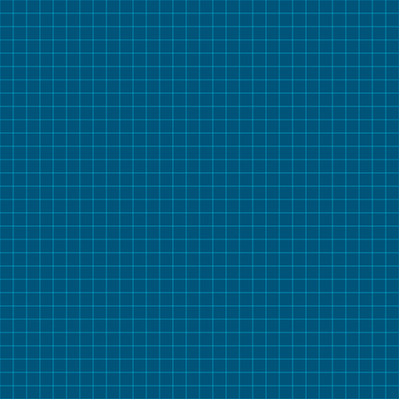 grid paper: Repeatable grid, mesh pattern. Graph paper, millimeter paper background Illustration