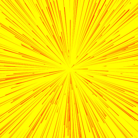 fire works: Abstract explosion, burst, rays, beams, flash, glitter, fireworks element