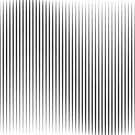 horizontally: Vertical parallel lines. Abstract monochrome background, pattern. Horizontally repeatable.