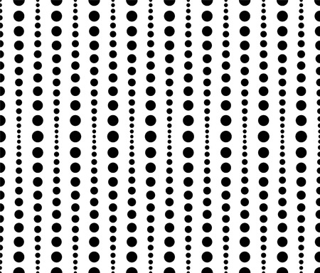 sides: Dotted, dots pattern, background. Seamlessly repeatable both sides.