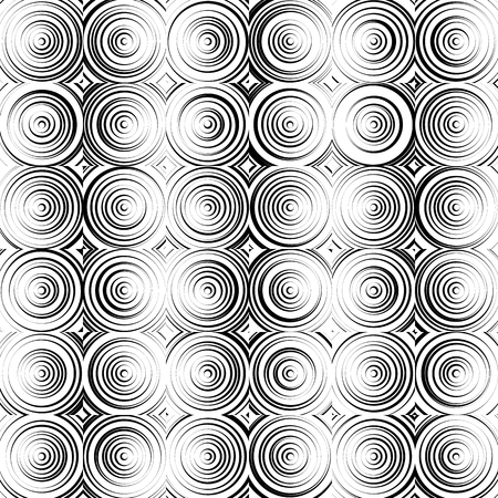 radiating: Concentric circles monochrome abstract background. radiating circles, rings.