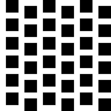 grid pattern: Repeatable pattern with squares. Geometric cellular grid, mesh pattern. Illustration