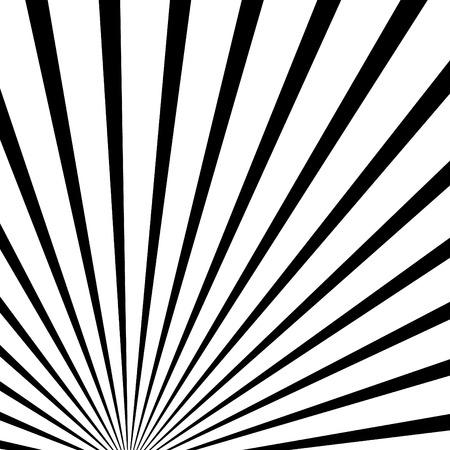 epicentre: Converging, radiating lines abstract background. Centric, bursting lines, stripes. Starburst, sunburst graphic