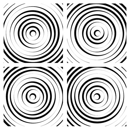 4,006 Concentric Rings Stock Vector Illustration And Royalty Free ...