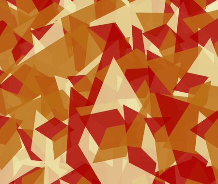 shattered glass: Abstract edgy, angular background. Scattered edgy overlapping shapes, monochrome texture, pattern
