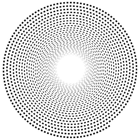 snaky: Abstract spiral element. monochrome twirl, swirl shape, snaky, curvy graphic Illustration