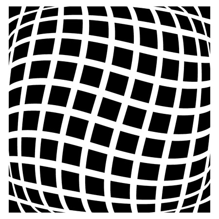 anomalous: Mesh of squares with distortion effect. Simple artistic element. Other versions in my portfolio.