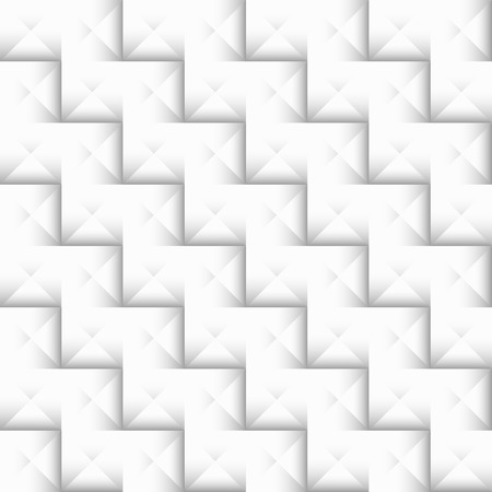 pyramidal: Abstract geometric 3d studded background. Mosaic of pyramidal, pointed tiles. Seamlessly repeatable minimal pattern.