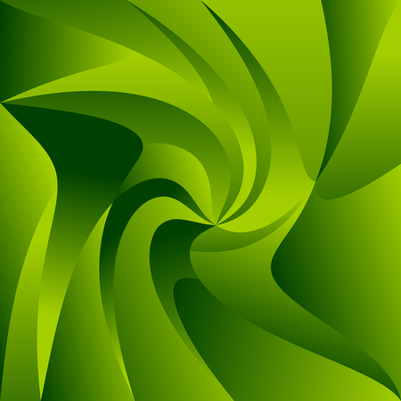 distortion: Swirly, spirally colorful background. Triangular shapes with distortion effect. Illustration