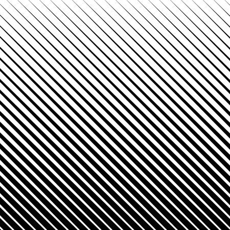 斜め、斜め直線、背景の白黒パターンを抽象化します。  イラスト・ベクター素材