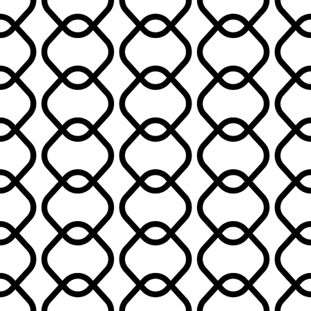 greyscale: Abstract repeatable background, pattern. Monochrome vector texture.
