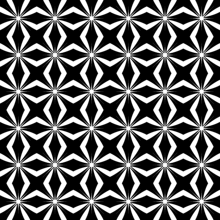 Abstract repeatable background, pattern. Monochrome vector texture.