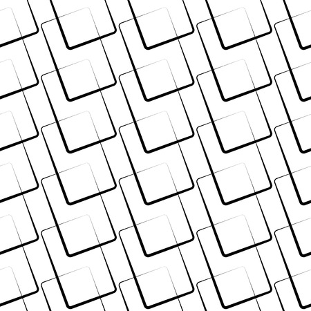 abstractionism: Abstract repeatable background, pattern. Monochrome vector texture.