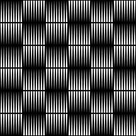 edgy: Abstract pattern, background with edgy lines. Monochrome geometric background, texture. Illustration