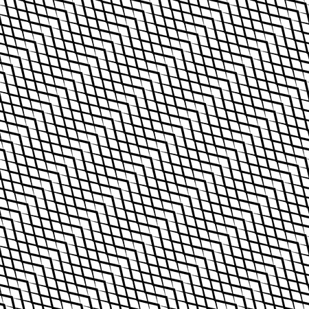 zag: Repeatable pattern with wavy, zig zag lines
